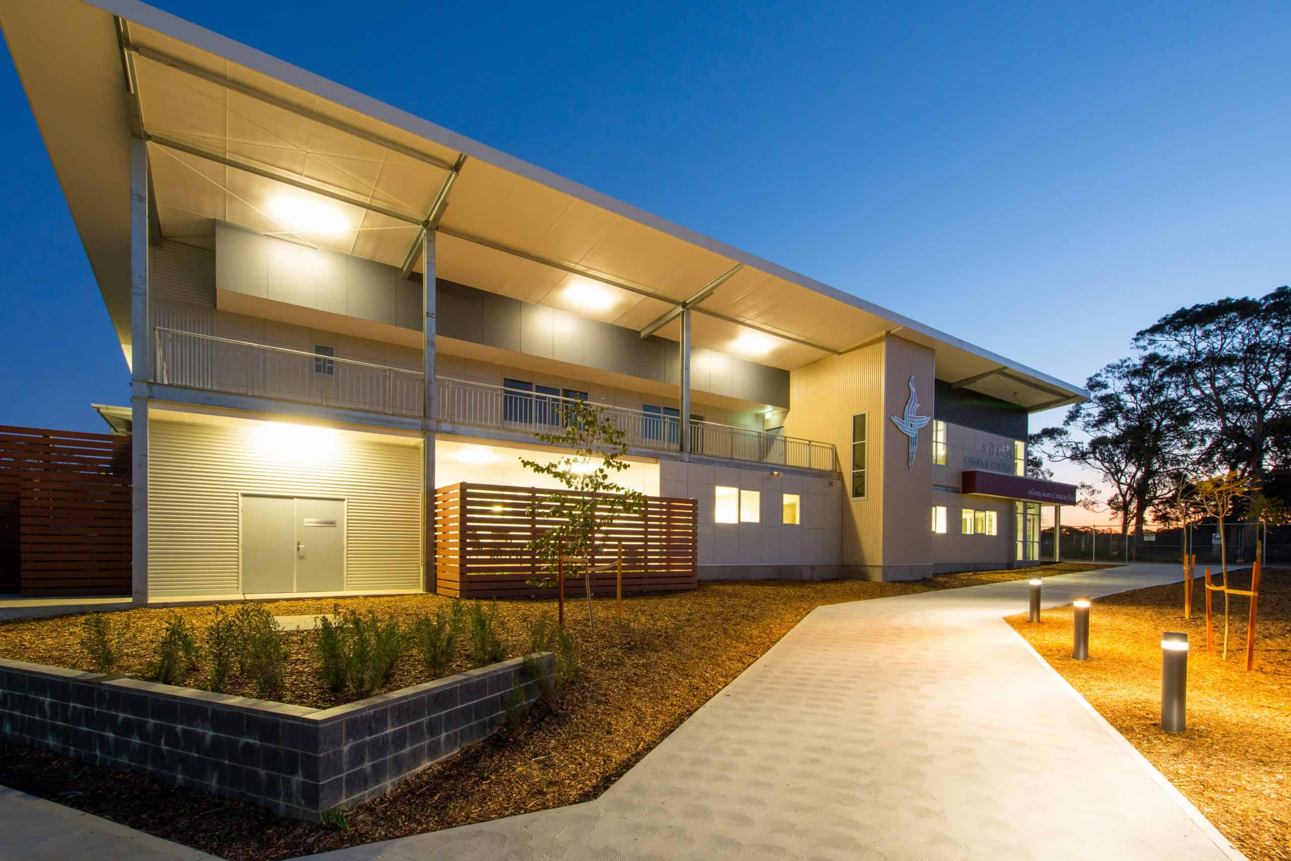 St Brigid's Catholic College Expansion